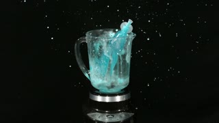Slow Motion Kool-Aid in Blender 2