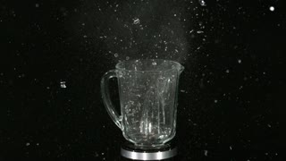 Slow Motion Light Bulb in Blender 2