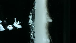 Slow Motion Smoky Water 2