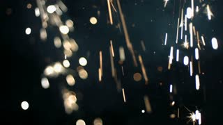 Slow Motion Sparklers