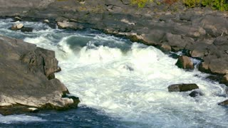 Slow Motion Whitewater River