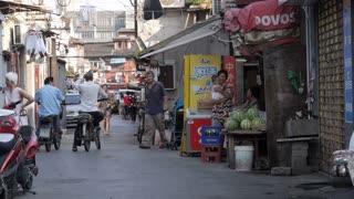 Small Shanghai Sidestreet