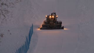 Smoothing Out Ski Snow