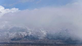 Snow Storm-panning