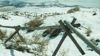 Snowy Landscape in Utah 5