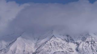 Snowy Landscape in Utah 7