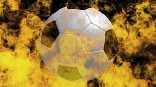 Soccerball On Fire 2