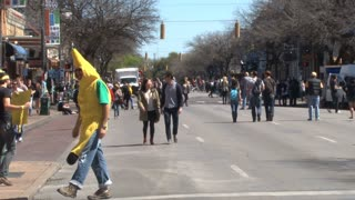 South By Southwest Banana Costume