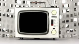 Sparkling Silver TV