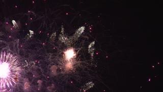 Sparkly DC Fireworks