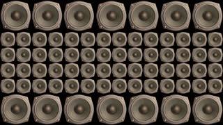 Speaker Wall 3