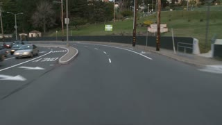 Speeding Around San Francisco