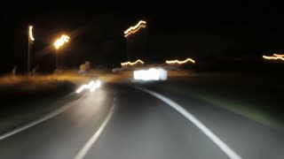 Speeding Night Ride 4