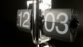 Spinning Flip Clock