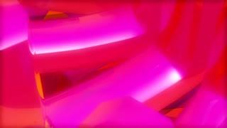 Spinning Pink Block