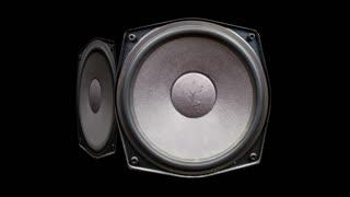 Spinning Speaker Set