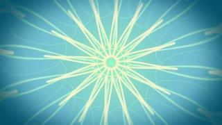 Spinning Starburst