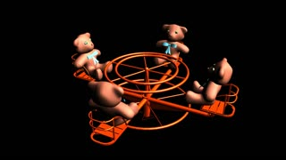 Spinning teddy bears on the spin game