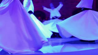 Spinning White Gowns
