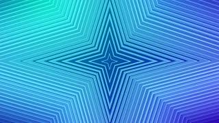 Spiral Star Pattern