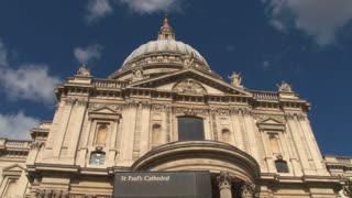 St Pauls Cathedral Front