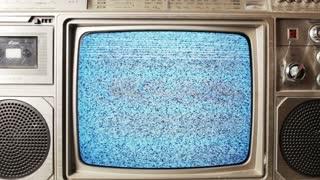 Static TV Fuzz