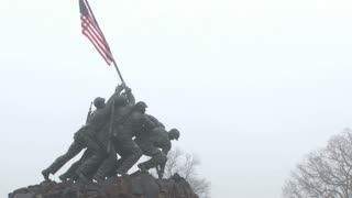 Statue Of Iwo Jima