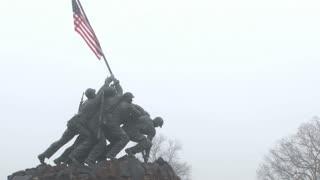 Statue Of Iwo Jima
