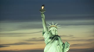 Statue of Liberty Close Up 2