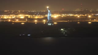Statue Of Liberty Time Lapse 2