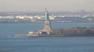 Statue Of Liberty Time Lapse