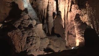 Still Shot Sparkling Cave
