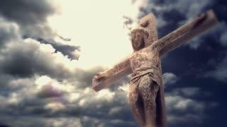Stone Crucifixion