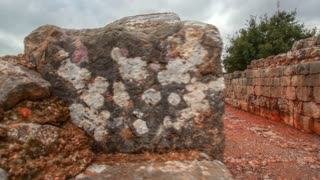 Stone Ruins Hallway