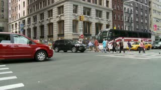 Stopping NYC Intersection