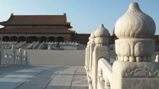 Stream Inside the Forbidden City in China 2