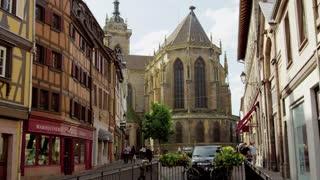 Street in Colmar, France