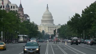 Street View To US Capitol Building Time Lapse