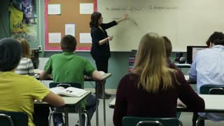 Students Learn From Teacher
