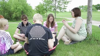 Study Group Outdoors