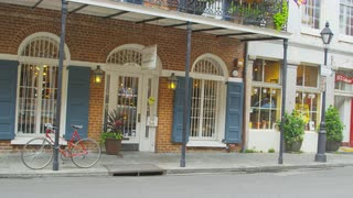 Stunning French Quarter Architecture, New Orleans