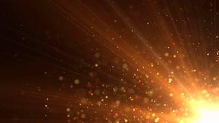 Sun Beam Particles