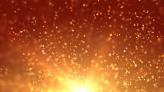 Sun Particle Flow