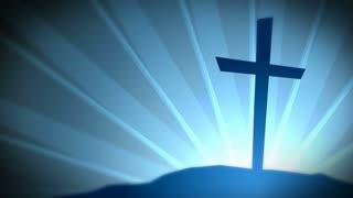 Sun Ray Blue Cross