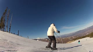 Sunny Day Skier 2