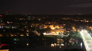 Sunrise Over Georgetown Time Lapse