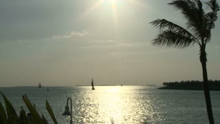 Sunset Beachfront Timelapse