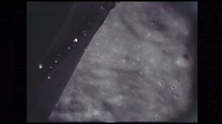 Surface of the Moon View from Apollo 10