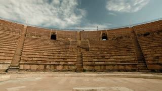 Sweep Across Arena Ruins Seats 2