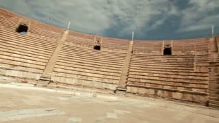 Sweep Across Arena Ruins Seats